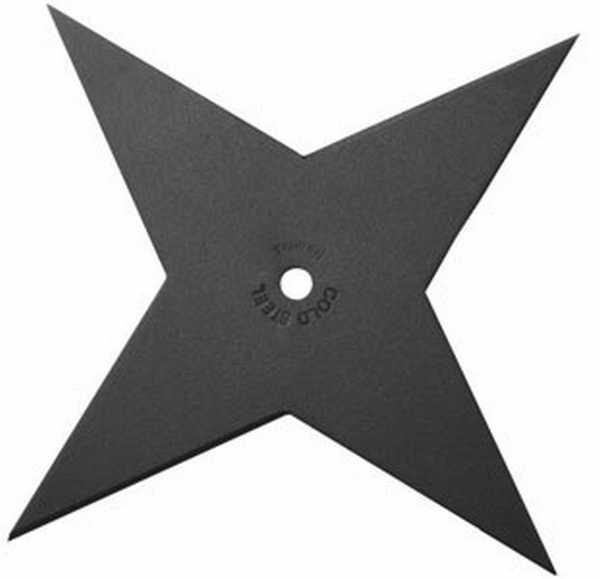 Cold Steel Throwing Star Sure Strike Light