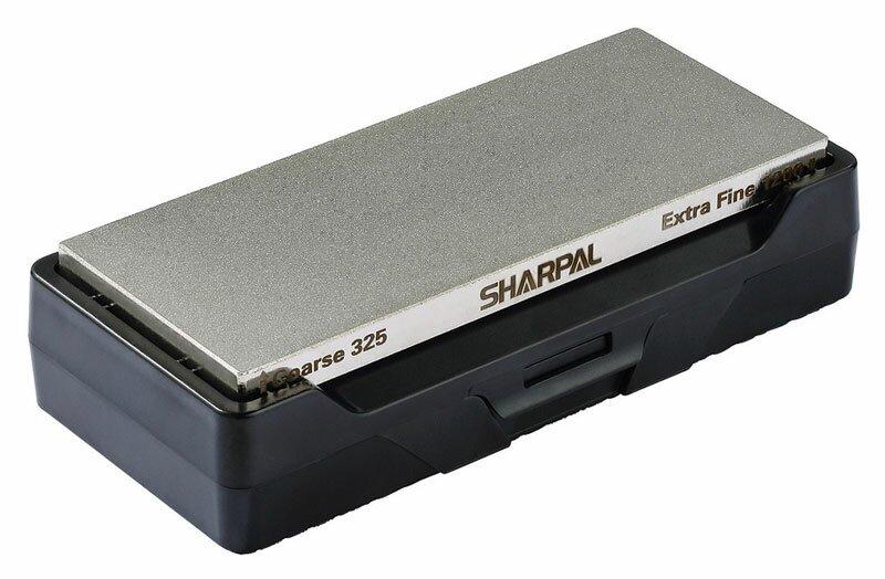 Diamond knife Dual-Grit Diamond Whetstone 325-1200 Sharpal