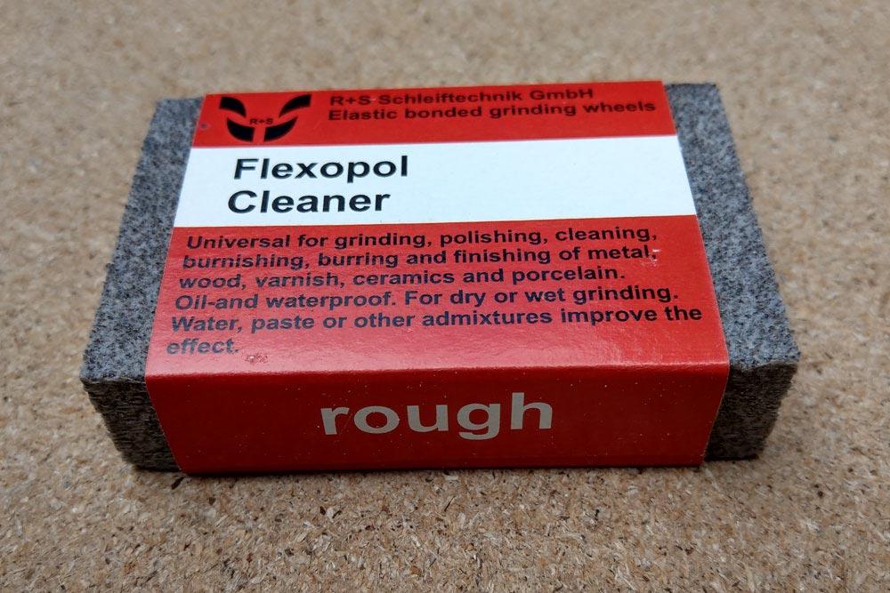 Flexopol Cleaner Rough - grinding rubber