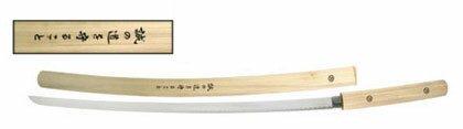 ''HONEST'' Wood Katana Sword