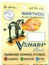 Honing rods for V-Sharp Classic