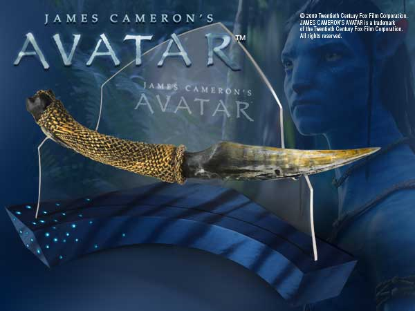 Jakes Dagger - Avatar movie