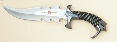 Knife Mortal Kombat Raptor
