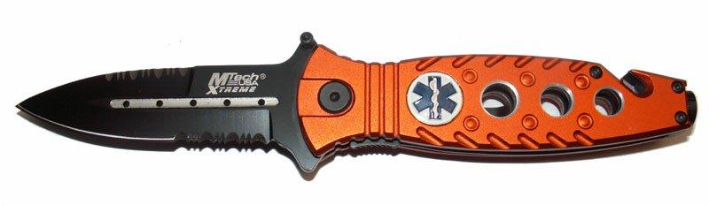 Knife M-Tech Xtreme Rescue EMS