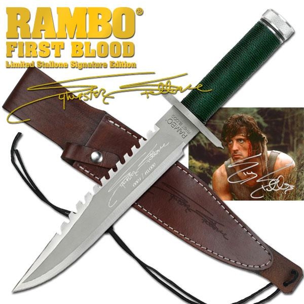 Knife Rambo I Standard Edition Master Cutlery