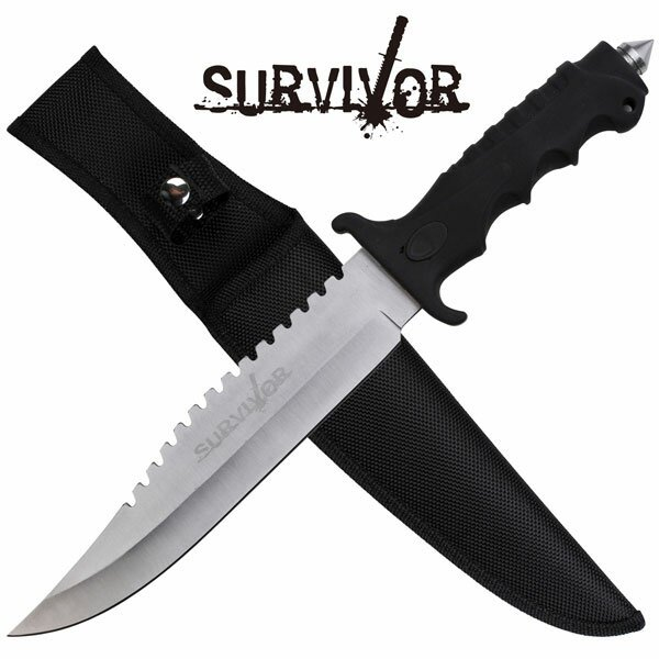 Master Cutlery SURVIVOR Hunting Knife