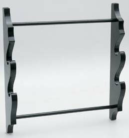 Two Sword Wall Display Stand